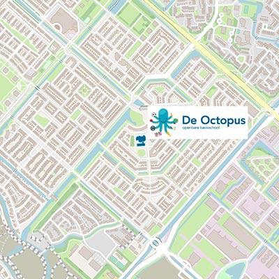 OBS De Octopus - Locatie met logo - 400