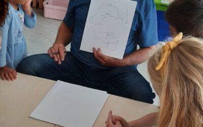 Kunstenaars op De Octopus